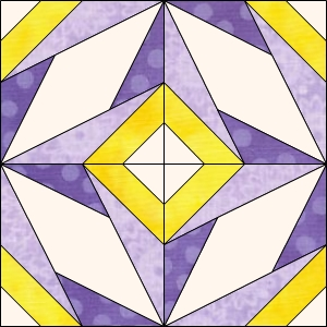 purple-yellow-star